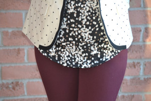 Polka Dots on Dots (9-5 Outfit Idea)
