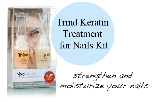 Trind Kertain Treatment for Nails Kit