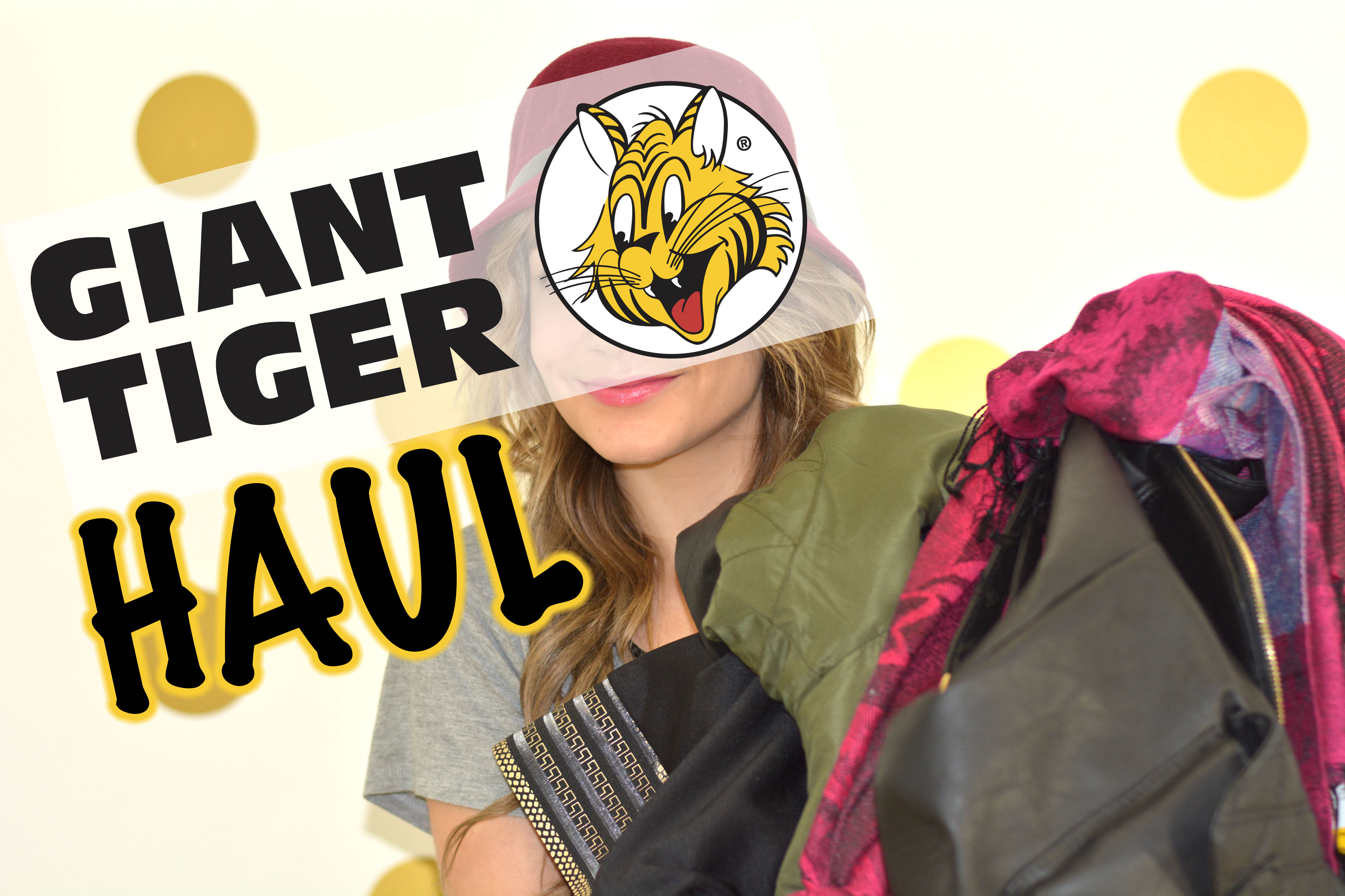 Giant Tiger Fashion Haul