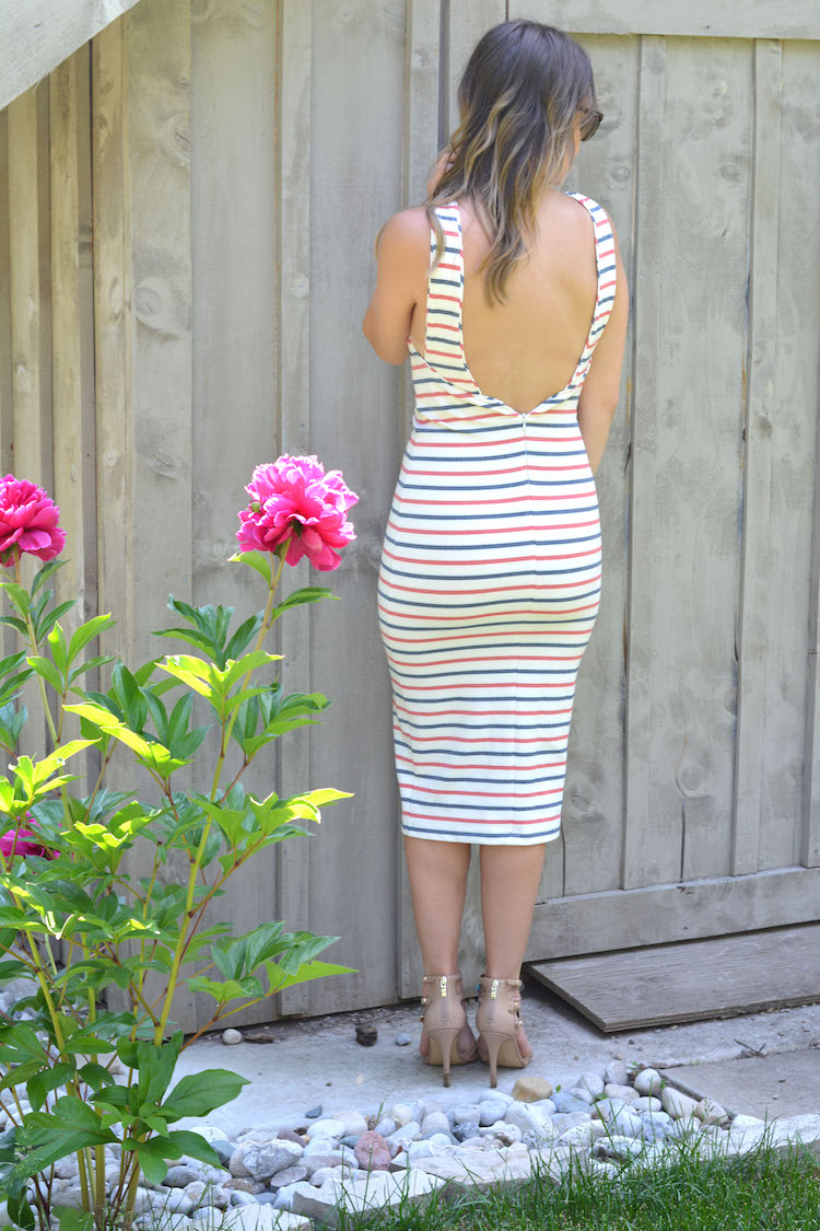 Backless Dresses for the Summer
