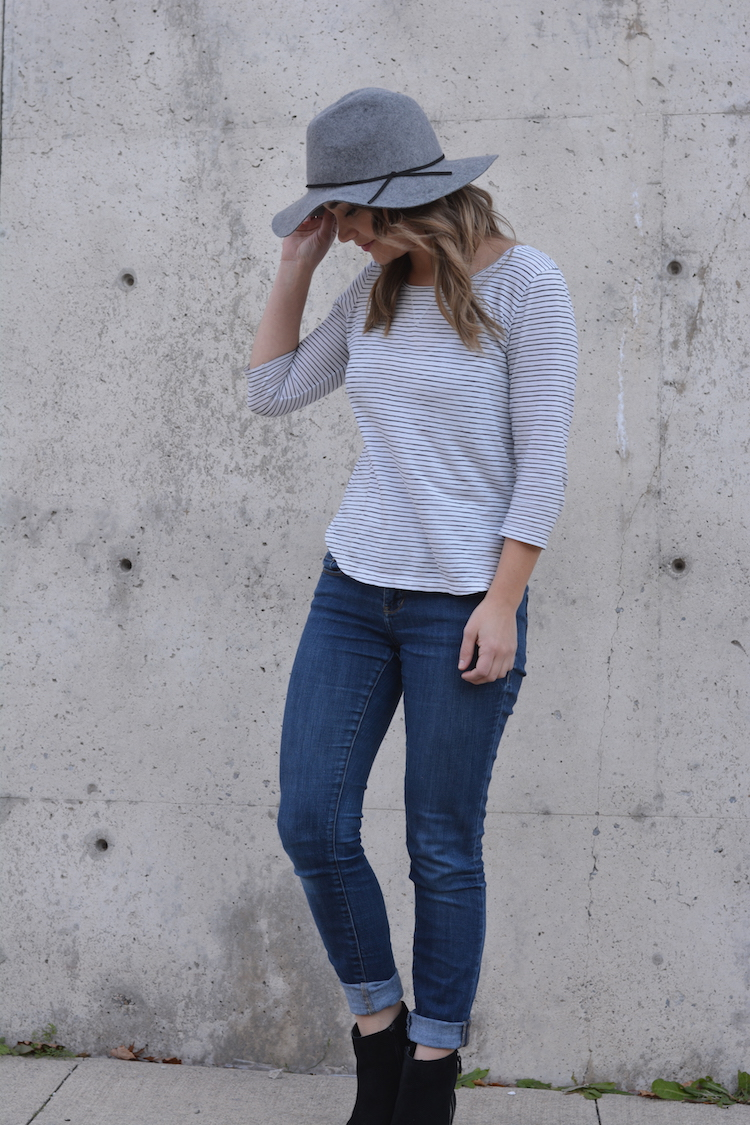 10 Affordable Grey Fall Hats & Black Boots