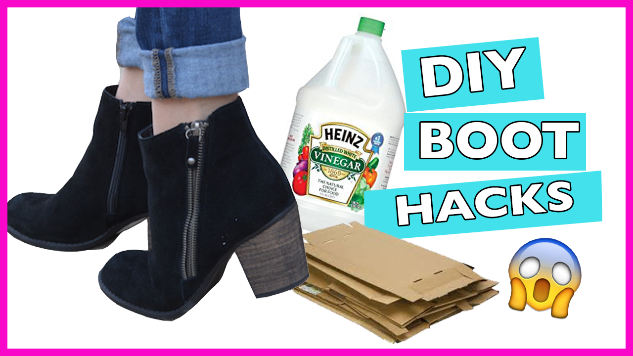 DIY Shoe Hacks