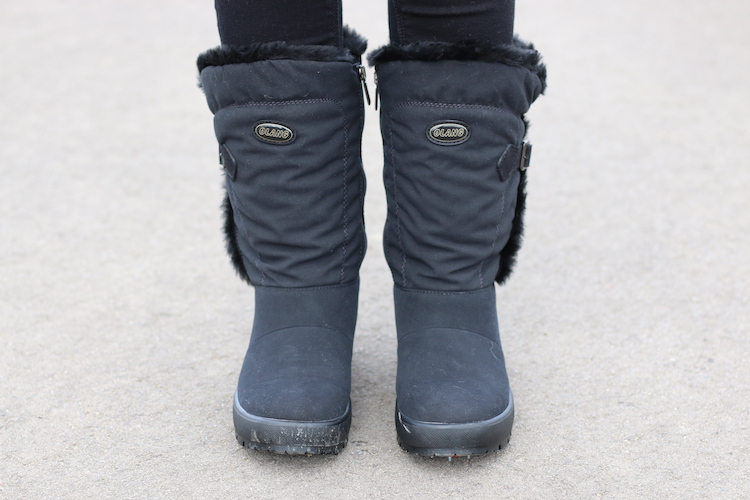 Winter Grip Olang Boots