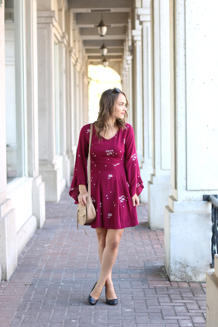 Summer Bell Sleeve Dresses