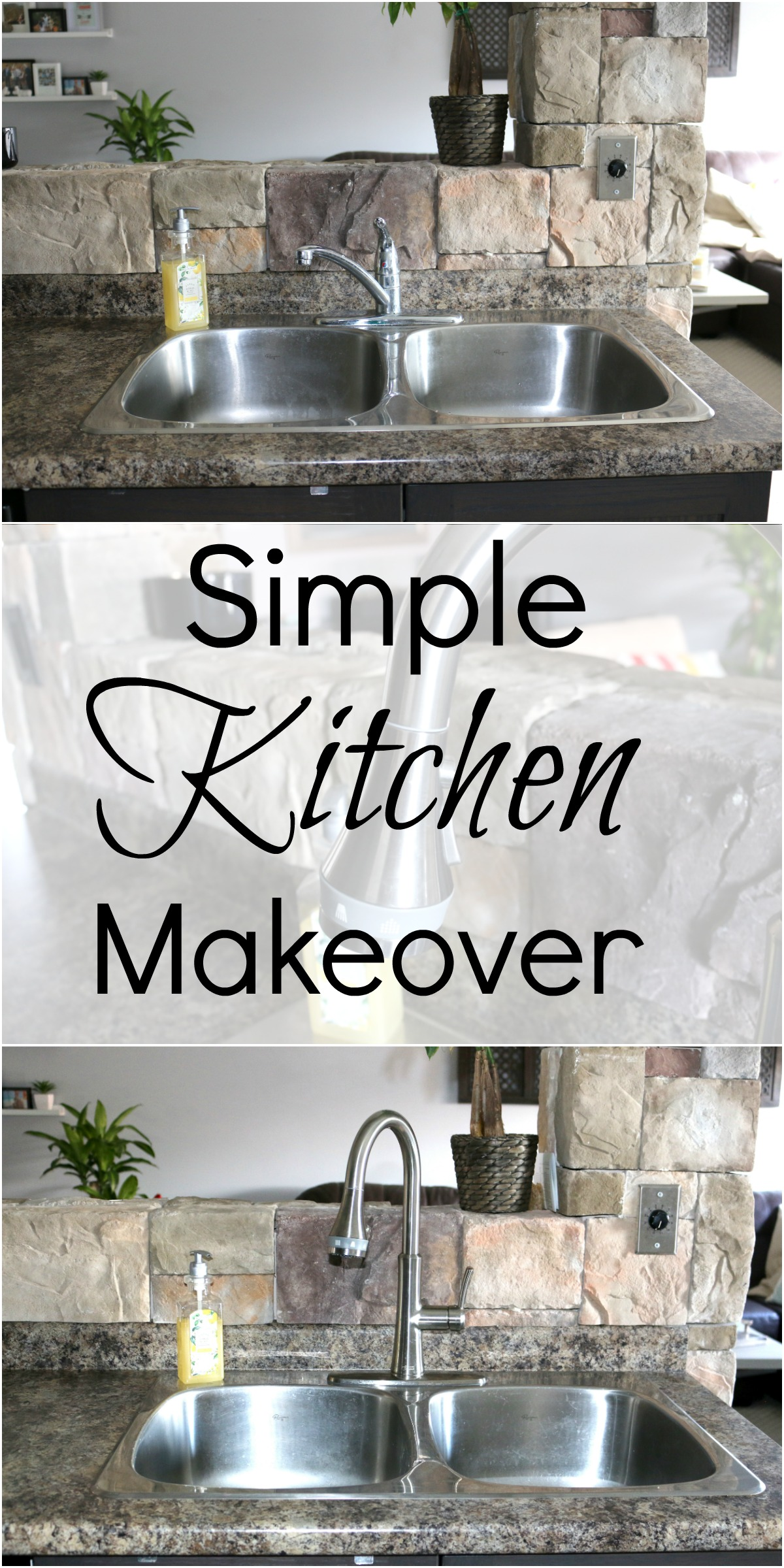 Simple Kitchen Makeover