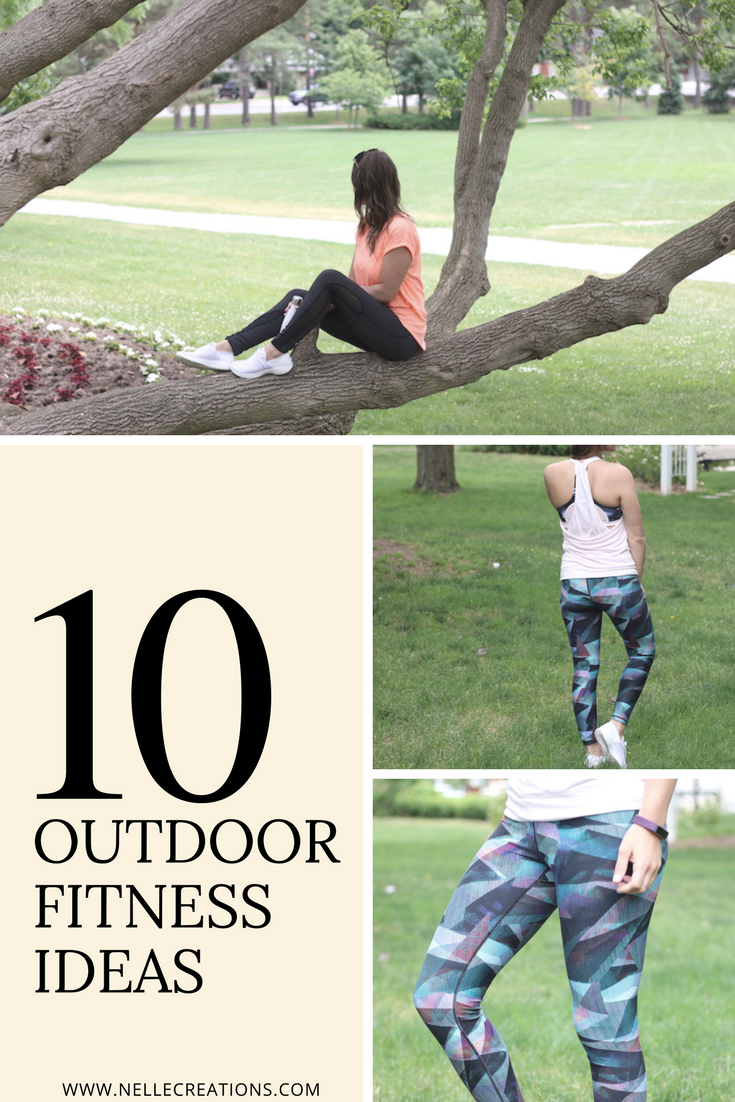 Outdoor Gym Fitness Ideas
