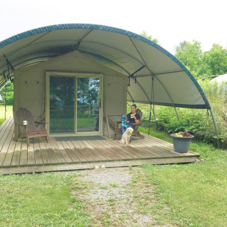 Long Point Eco Adventures Glamping