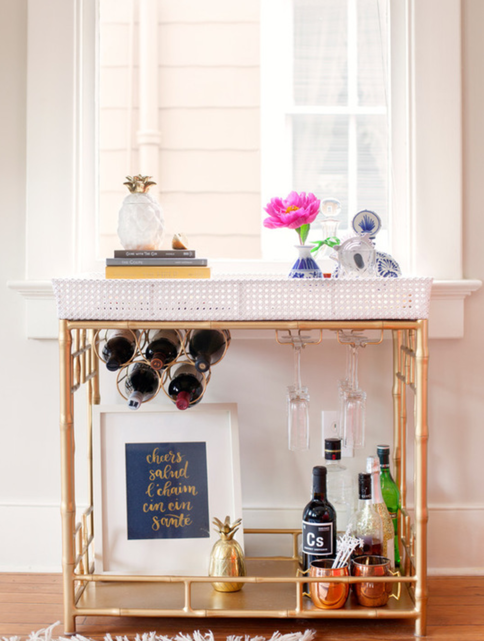 How to Create a Home Bar in 3 Steps
