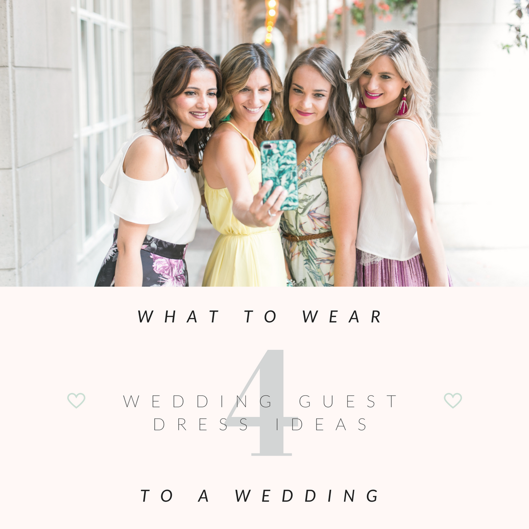 Four Wedding Guest Dress Ideas | Oshawa Center