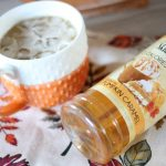 DIY Ice Pumpkin Coffee Latte