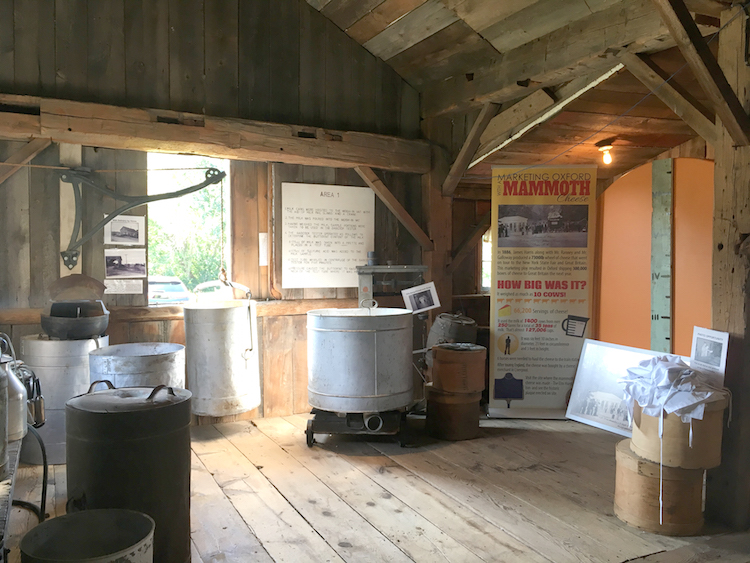 Ingersoll Cheese Museum