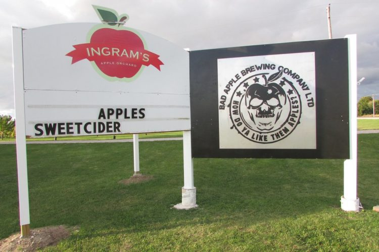 Bad Apple Brewery