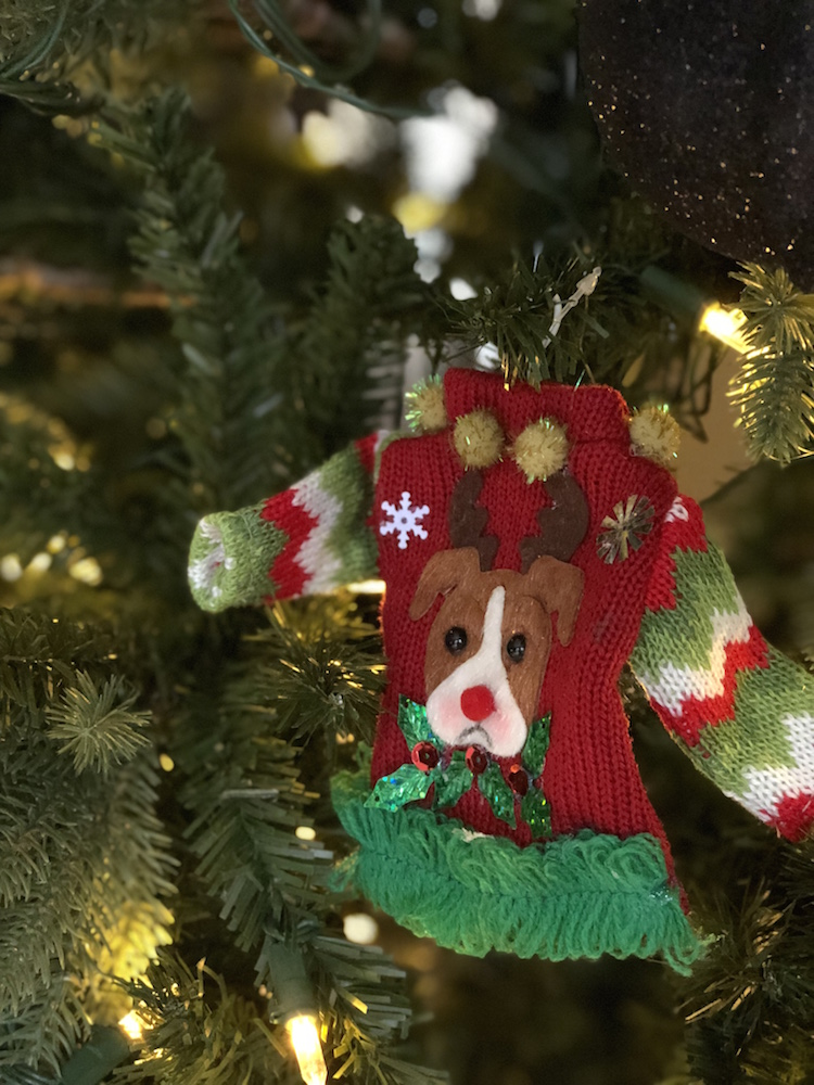 Ugly Dog Christmas Sweater