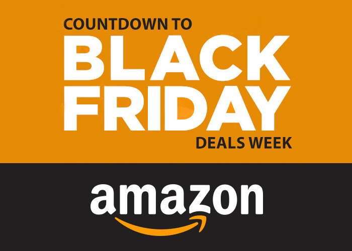 Amazon Black Friday Canada Deals