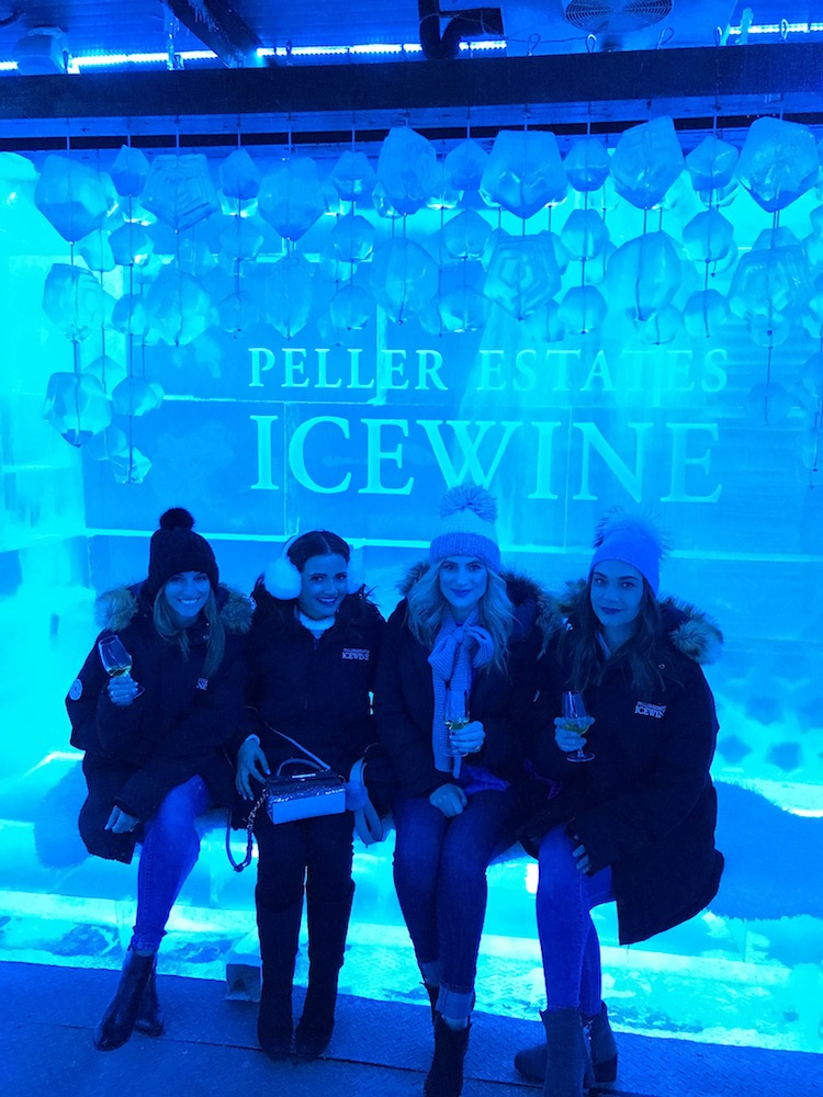 10Below Ice Lounge Peller