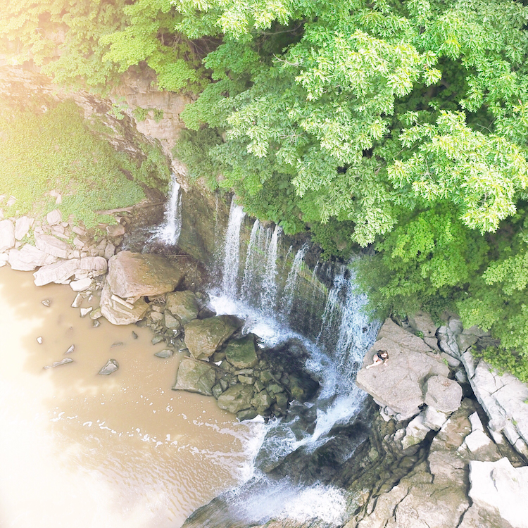 Exploring Ball's Falls Conservation Area