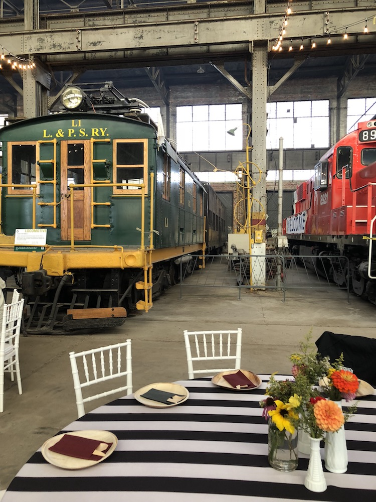 Taste of St. Thomas, museum, train museum