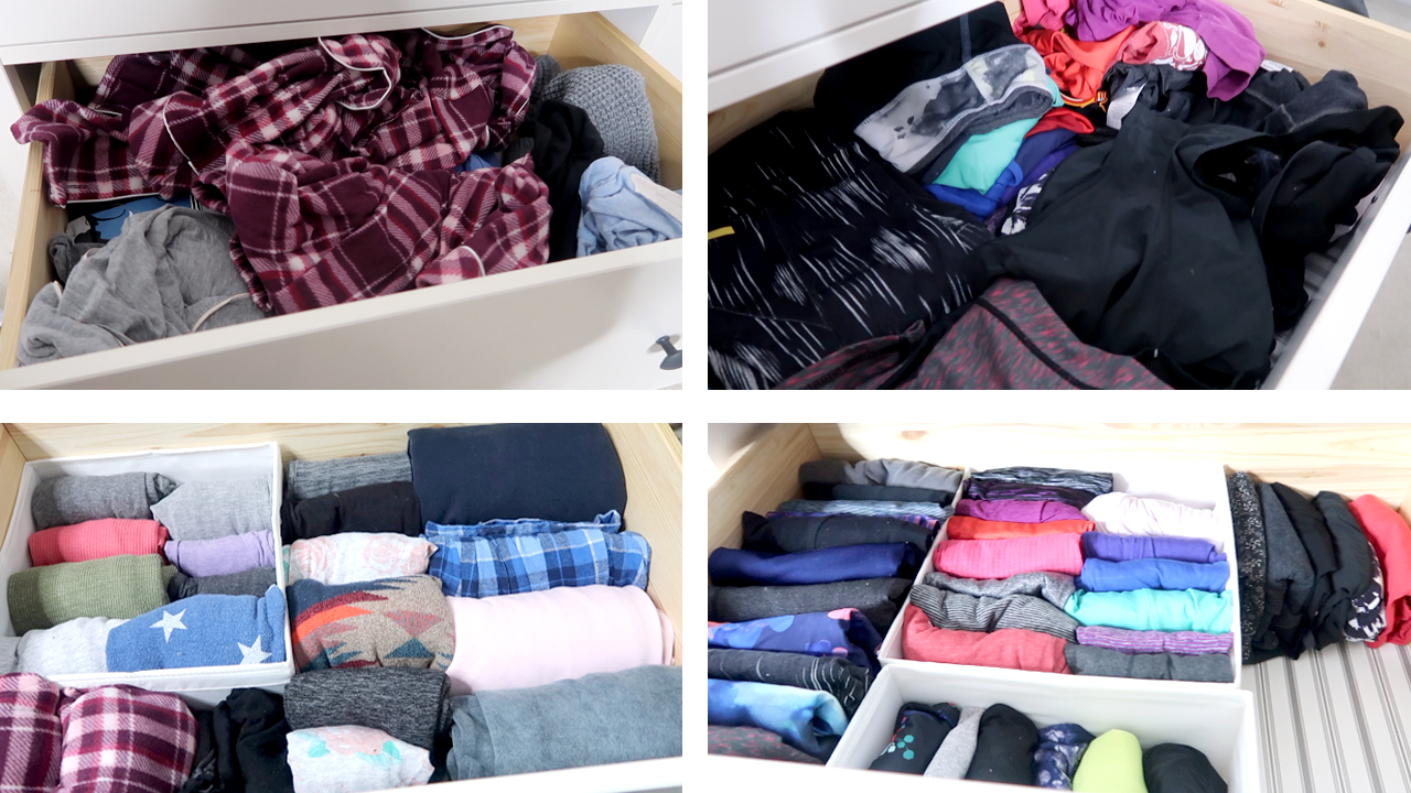 Testing the Marie Kondo Method | Before and After Videos