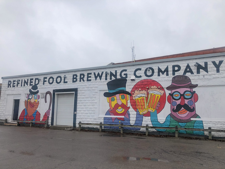 Refined Fool Brewery