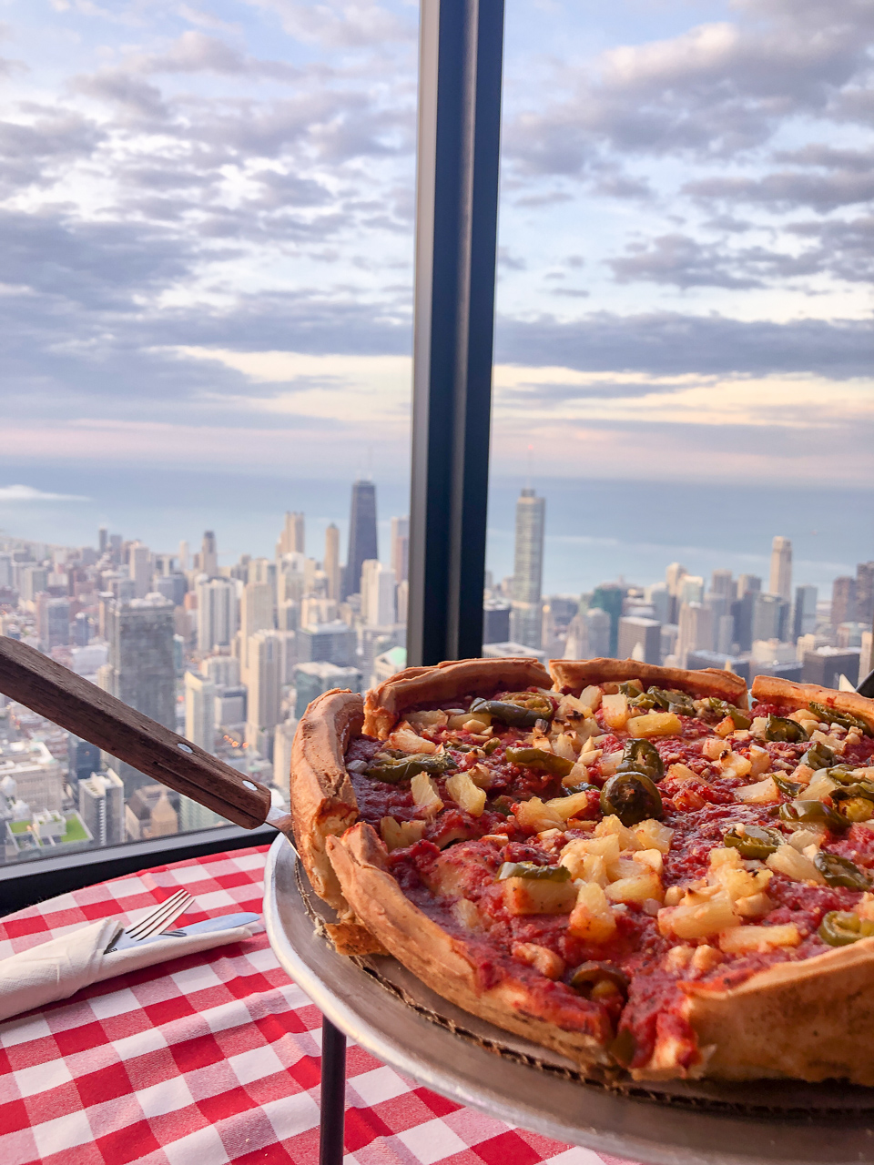 Pie in the Sky Chicago Skydeck