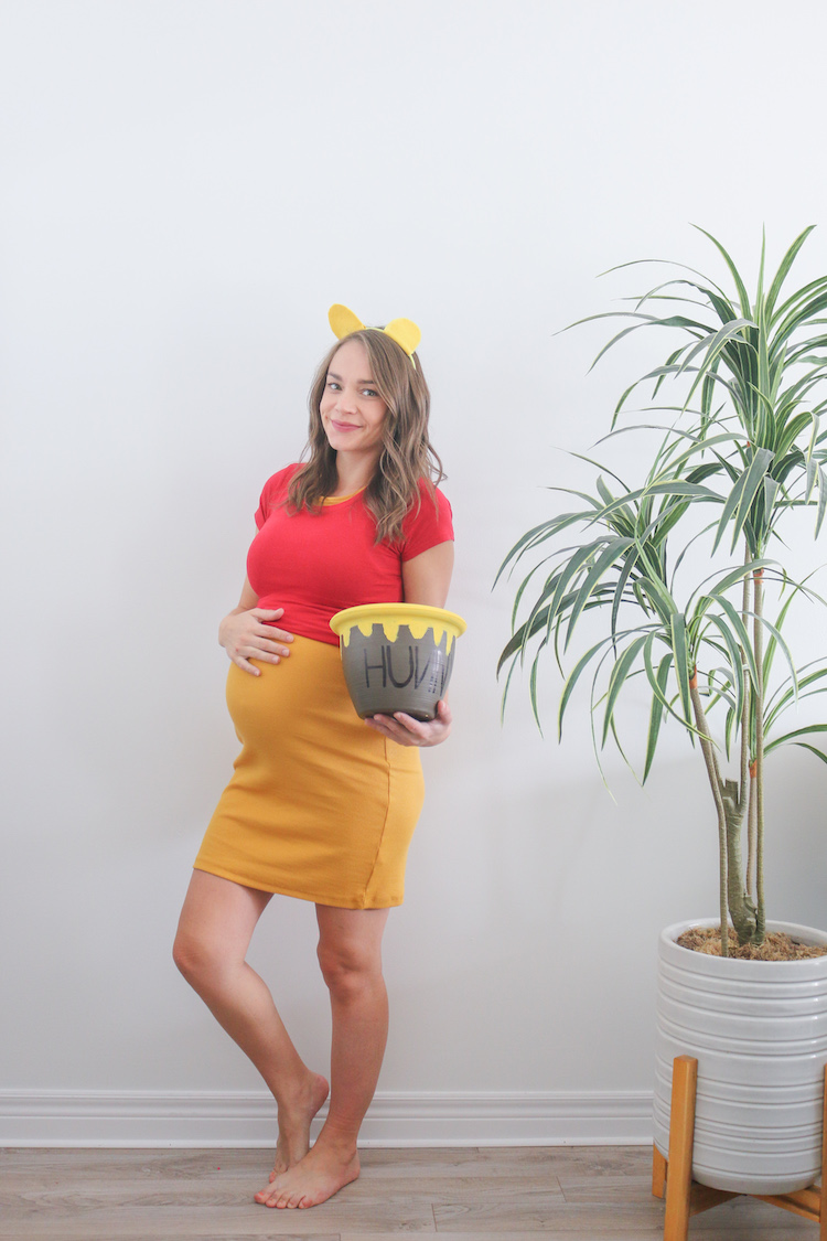 DIY Pregnant Halloween Costume Ideas
