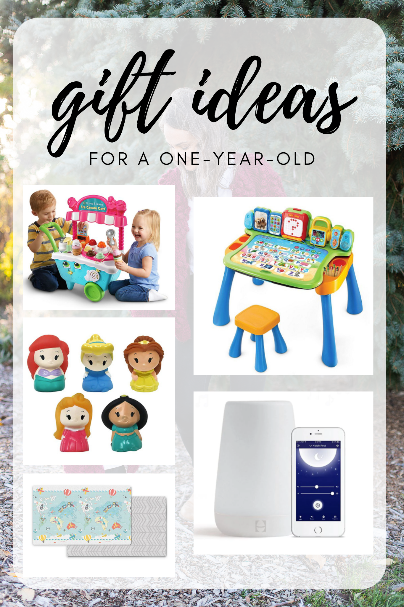 Gift Ideas for a One-Year-Old